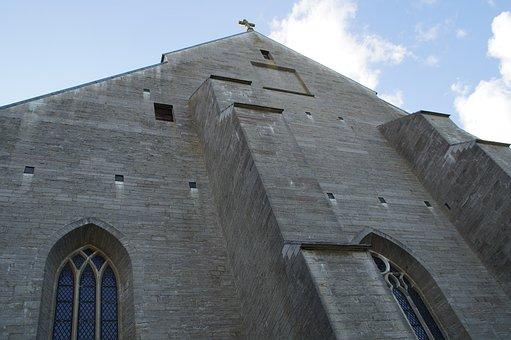 Vadstena, Sweden, Saint Bridget, Monastery Church