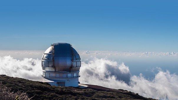 Grain, Telescopio, Canarias, La Palma, Canary Islands