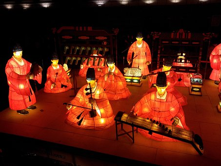 Oil Etc, Lantern, Doll, Lantern Festival