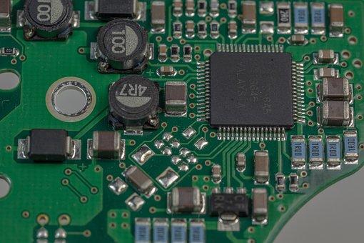 Board, Electronics, Computer, Data Processing