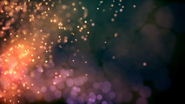 Space, Galaxy, Stars, Abstract, Background