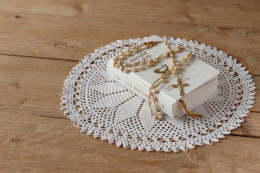 The Rosary, Booklet, Prayer, Pray, Book