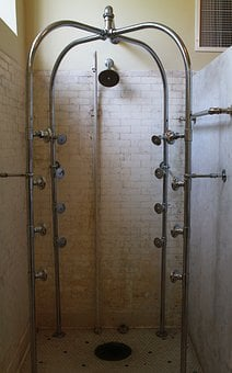 Bath House Row, Bathhouse, Hot Springs National Park