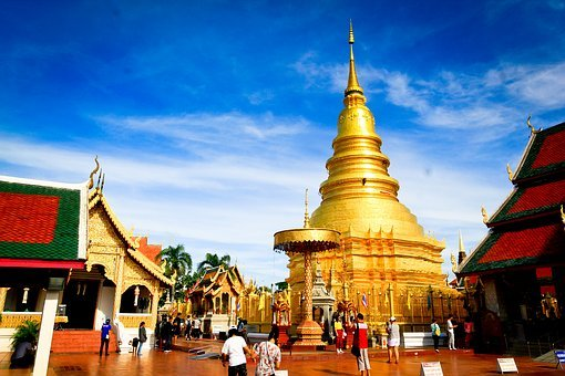 Buddhism, Measure, Buddha, Religion, Thailand