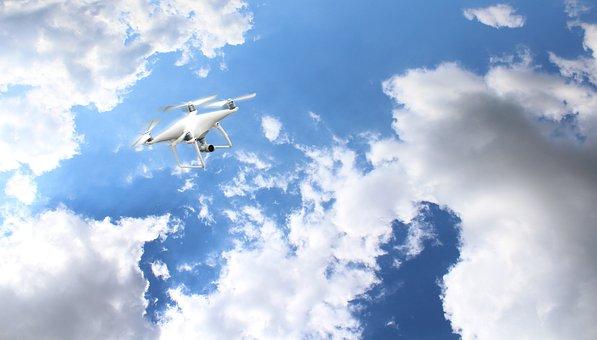 Phantom P4, Drone, Dji, Uav, Phantom, Aerial, Camera