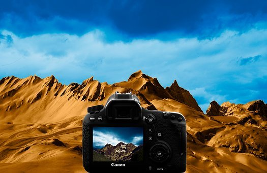 Photo, Desert, Photography, Background, Tones