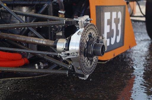 Rain, Racing Car, Journal, Pit Stop, Mechanics, Check