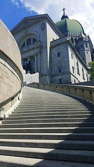 Montreal, St Joseph Church, Canada, Church, Religion