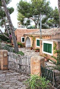 Mallorca, Finca, Holiday, Home, Landscape, South