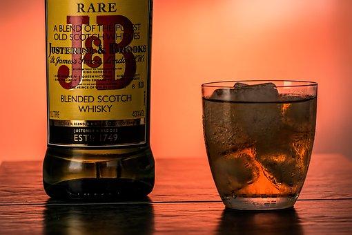 Scotch Whisky, Drink, Alcohol, Glass, Beverage, Scotch