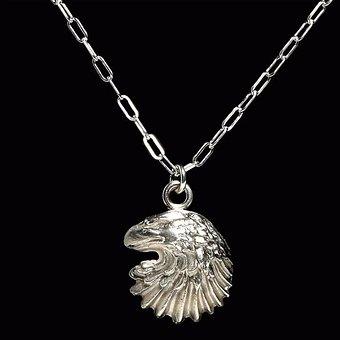 Jewelry, Necklace, Eagle, Fashion, Woman, Makeup