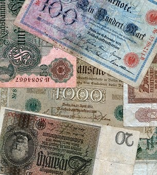 Money, Currency, Inflation, Crisis, Buy, Bankruptcy