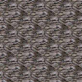 Background, Seamless, Texture, Desktop, Stone, Grey