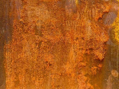Texture, Background, Stainless, Metal, Rusted