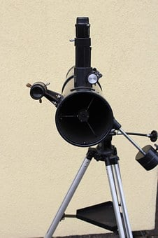 Telescope, View, Optics, Binoculars, Distant, Watch