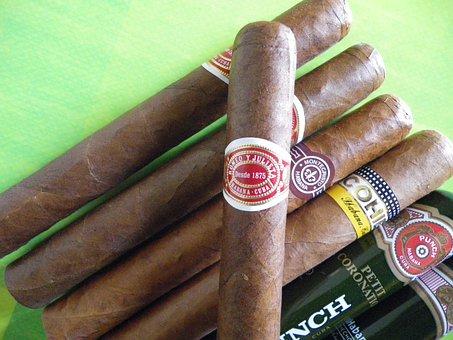 Cigar, Cuba, Romeo Julieta Y, Monte Cristo