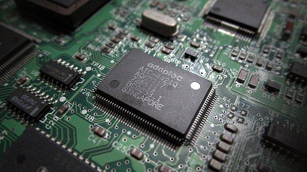 Circuit, Electronic Circuit, Electronics, Electricity
