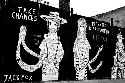 Street Art, Brooklyn, Ny, Art, New York, Graffiti