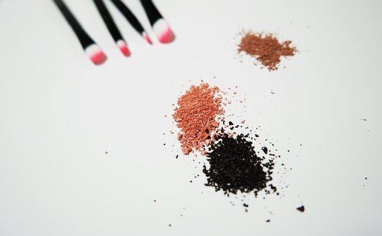 Makeup, Shadow, Makeover, Hue Makeup, Brush