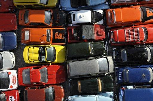 Flea Market, Miniature Cars, Small Cars, Scale Models