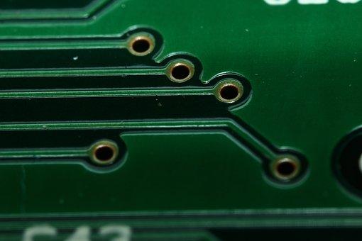Printed Circuit Board, Board, Conductors, Print Plate