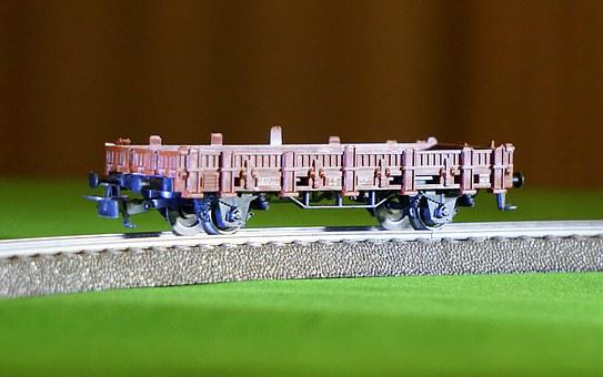 Wagon, Train, Goods, Railway, Via, Trains, Transport