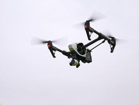 Uav, Drone, Aerial, Remote, Fly, Unmanned, Quadrocopter