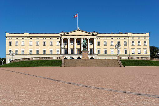 Oslo, Castle, Norway, Royal Castle, Travel, King House