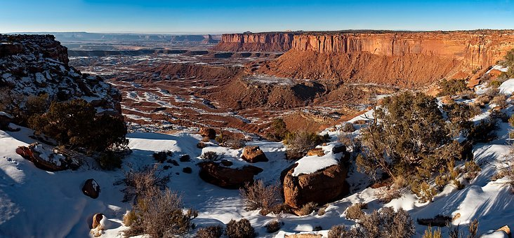 Canyonlands National Park, Utah, Landscape, Scenic