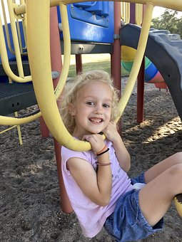 Play, Park, Girl, Happy, Fun, Little, Happiness
