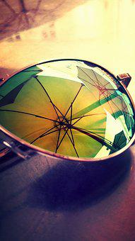 Summer, Sunglasses, Parasol, Accessories, Glasses
