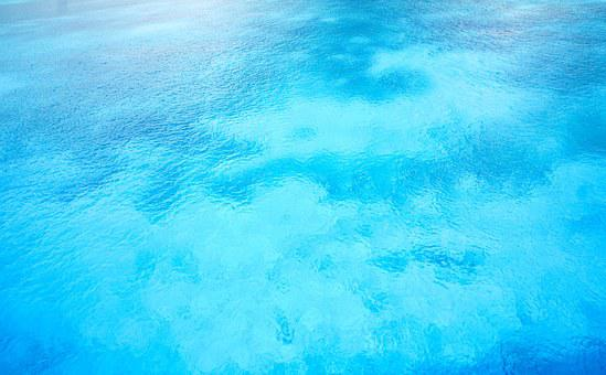 Water, Sea, Caribbean, Background, Blue, Turquoise
