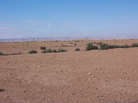 Desert, Algeria, Rustic, Landscape, Africa, Sahara, Dry