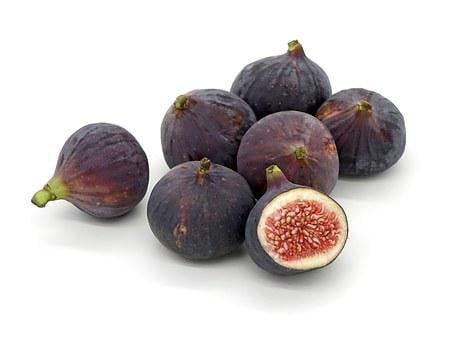 Fig, Ficus Carica, Fruit, Fresh, Healthy, Nutrition