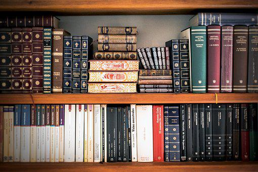Books, Shelving, Library, Reading, Culture, Light