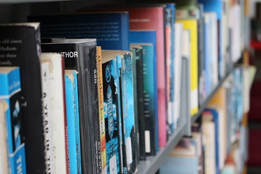 Books, Library, Library Books, University, Studying