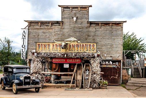 Hulett, Wyoming, Usa, Business, Vacation, Gallery