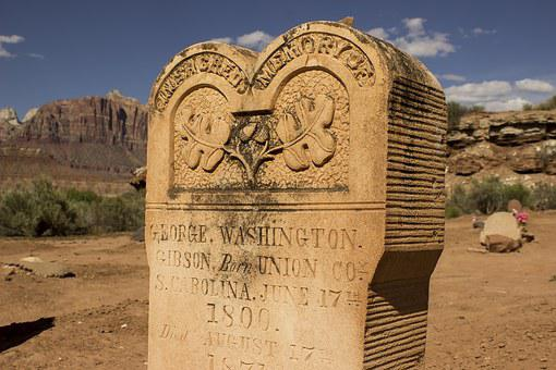 Grafton, Ghost Town, Pioneer, Antique, Architecture