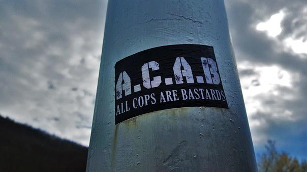 Acab, Police, City, Crime, Finish, Law, End, Legal