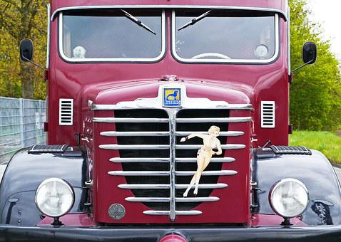 Büssing, Truck, 1956, Oldtimer, Restored, Operational