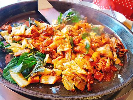 Chicken Chops, Chuncheon Chicken Ribs, Food, Delicious