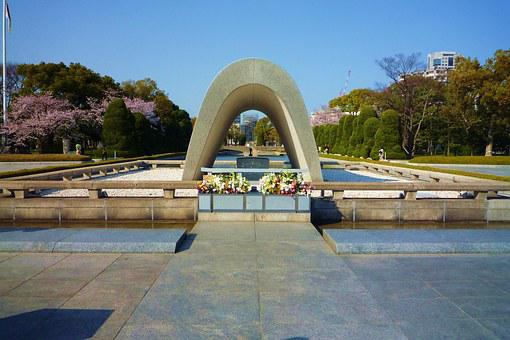 Monument, Japan, Hiroshima, Atomic Bomb