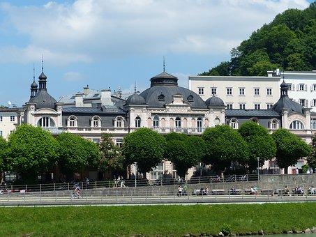 Café Bazar, Salzburg, Traditional Cafes, Cafe