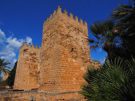 City Gate, Tower, Defensive Tower, Wall