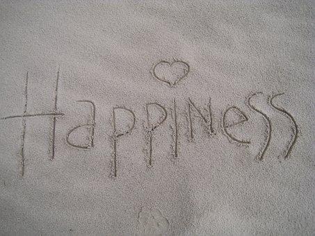 Happiness, Summer, Send, Beach, Write