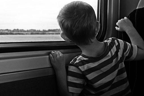 Traveling, Travel, Train, Trip, Time, Car, Vehicle