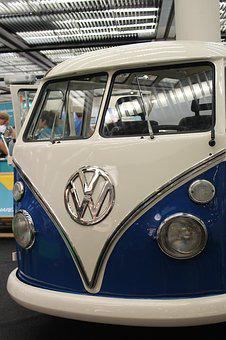 Vw, Bulli, T1, Vw Bus, Vw Bulli, Cult, Vehicle, Auto