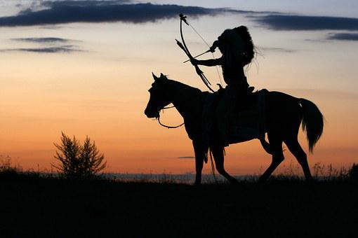 Indian, Western, The Horse, Apache, Chief