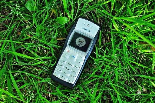 Phone, Cellphone, Mobile, Nokia, Nokia 1100, Call