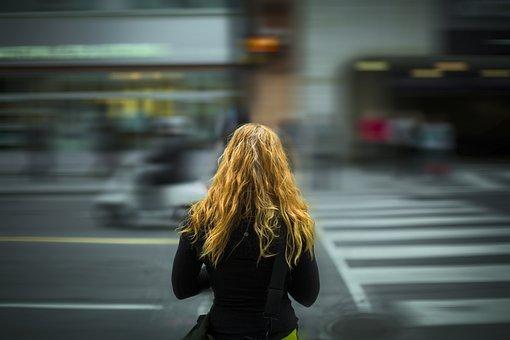 Street, Girl, Toronto, Young, Lifestyle, Woman, City